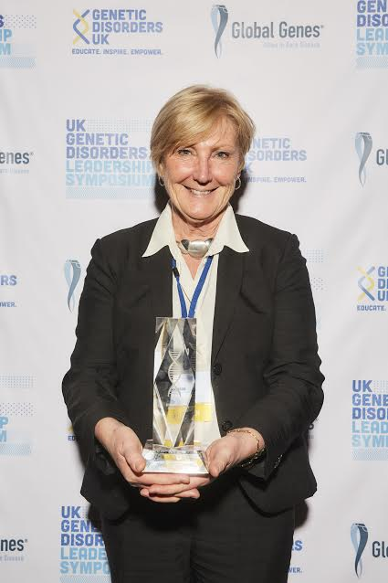 Kay Parkinson Champion of Hope Award Photo