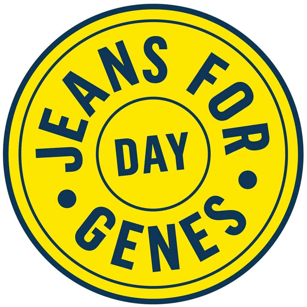 Cambridge Rare Disease Network - Join the Cambridge Rare Disease Network on Jeans for Genes Day 22 Sept 2017 1