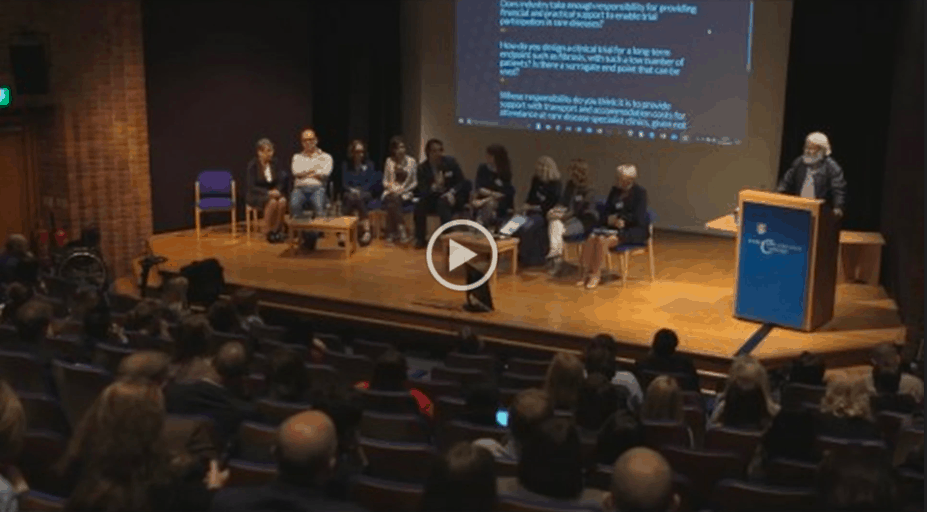 Cambridge Rare Disease Network - CRDN Summit 2017 - The Film 47
