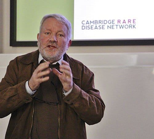 Cambridge Rare Disease Network - RAREfest | Friday 7