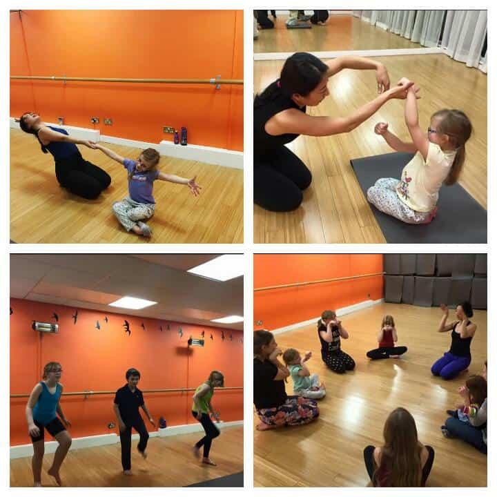 Cambridge Rare Disease Network - Unique Feet: a contemporary dance group for children with rare diseases 3