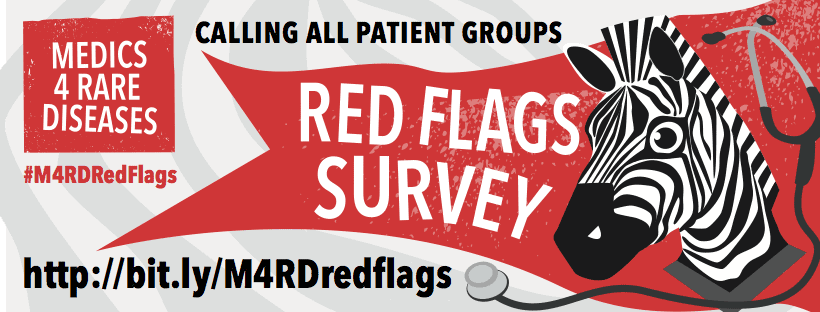 Cambridge Rare Disease Network - Medics 4 Rare Diseases Red Flag Survey 1