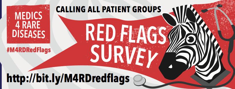 Medics 4 Rare Diseases Red Flag Survey