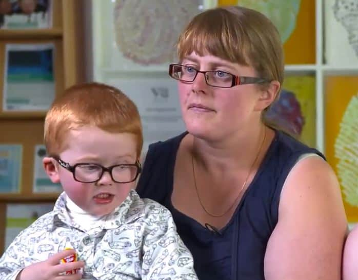 Cambridge Rare Disease Network - RAREfest | Film - Arthur's Story 1