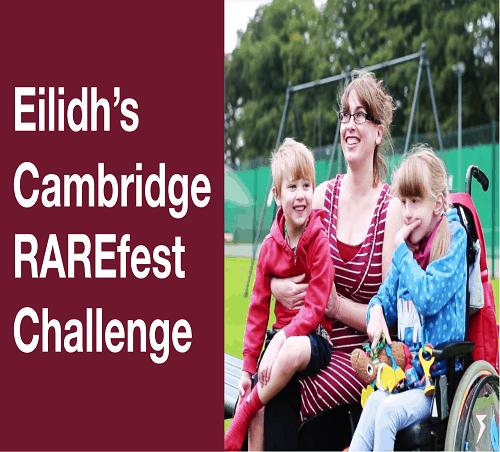 Cambridge Rare Disease Network - RAREfest | Saturday exhibitions 23