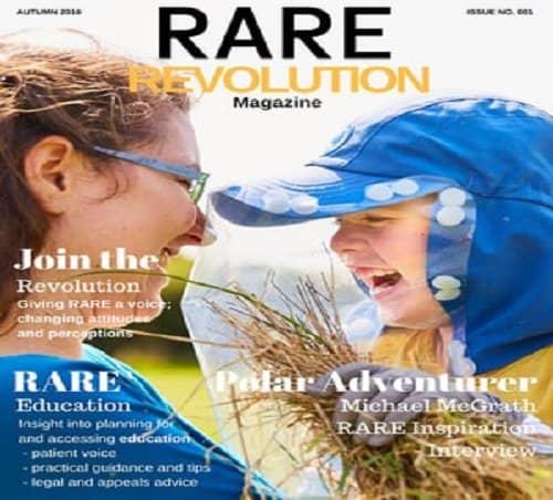 Cambridge Rare Disease Network - RAREfest | Saturday exhibitions 20