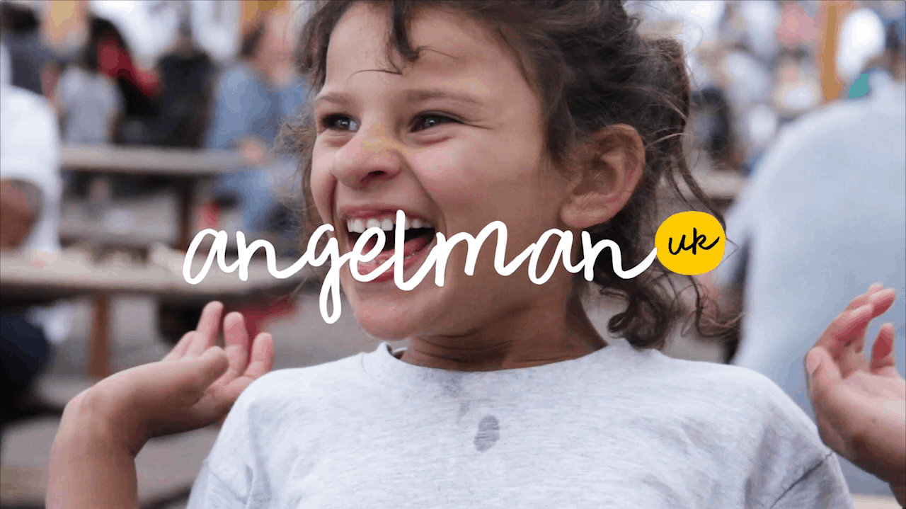 Cambridge Rare Disease Network - RAREfest | Film - Angelman UK 1