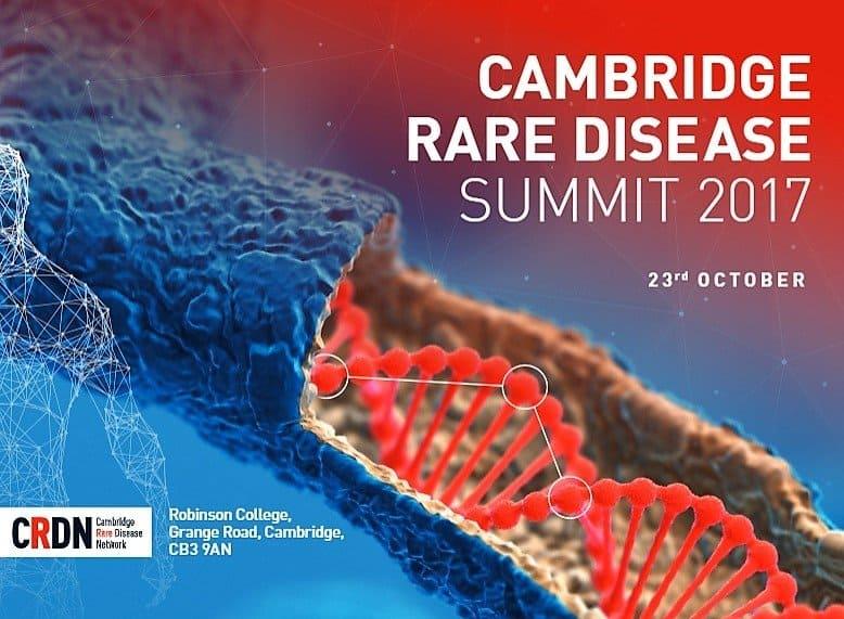 Cambridge Rare Disease Network - 2017 Summit 2