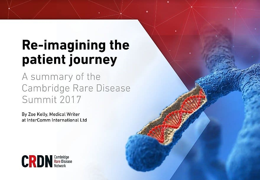 Cambridge Rare Disease Network - CRDN | 2017 Summit 5