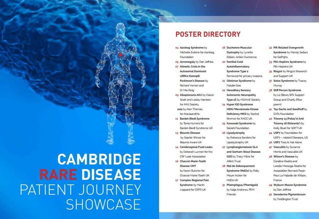 Cambridge Rare Disease Network - 2017 Summit 3